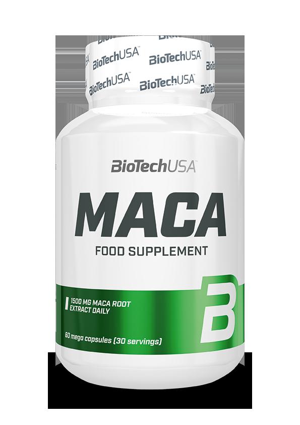 BioTech USA MACA 60 caps