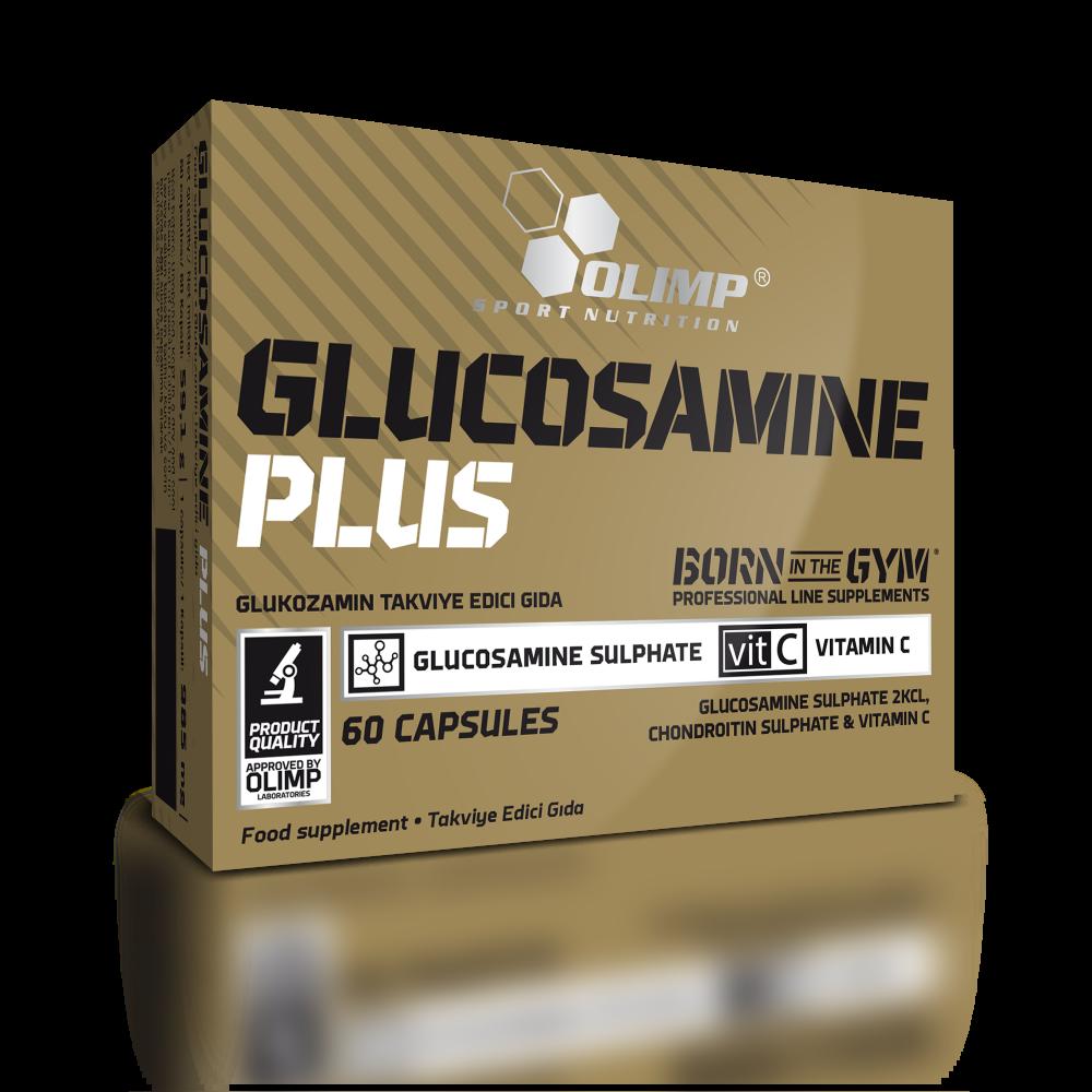 Olimp Sport Nutrition Glucosamine Plus Sport Edition 60 caps
