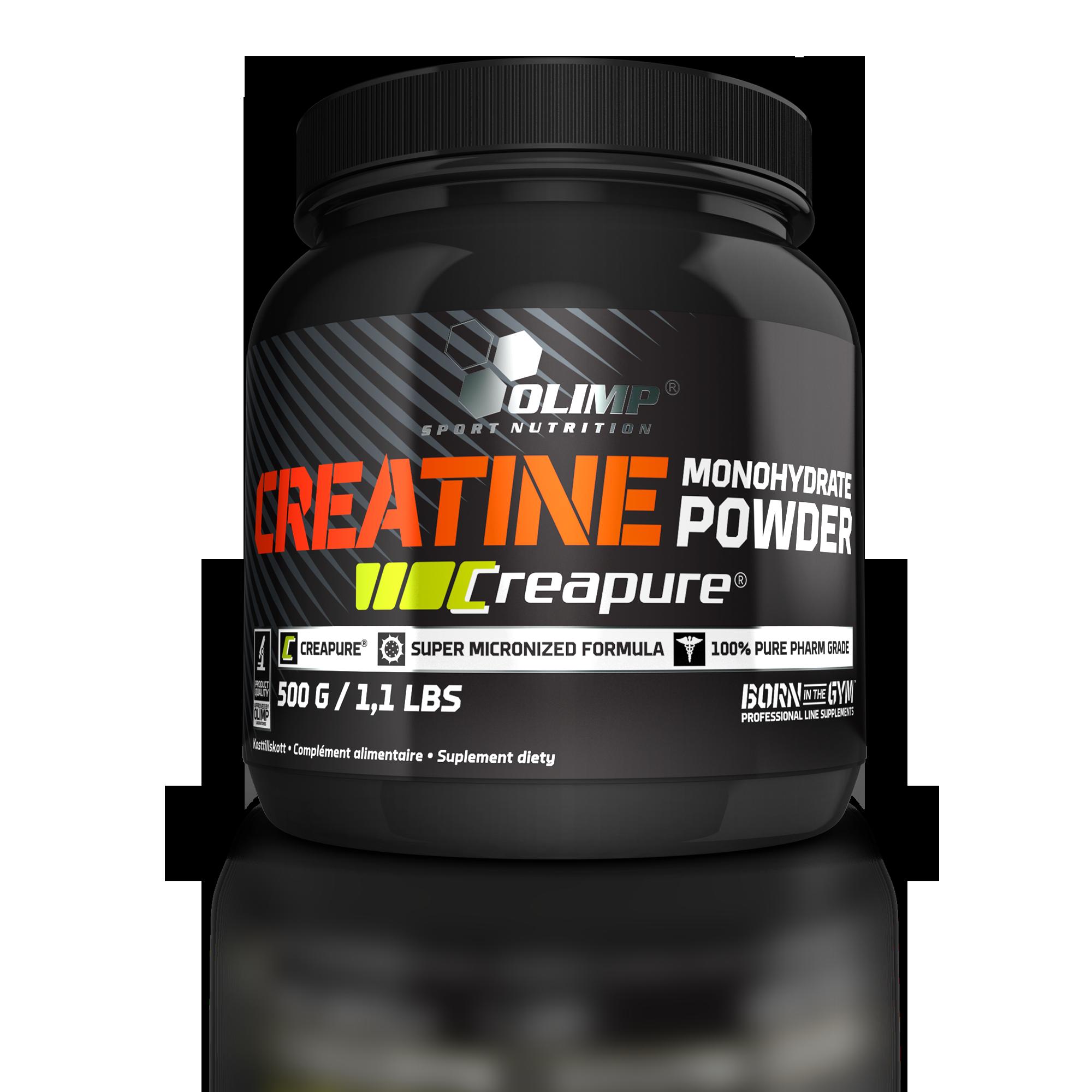 Olimp Sport Nutrition Creatine Monohydrate Powder Creapure 500 gr.