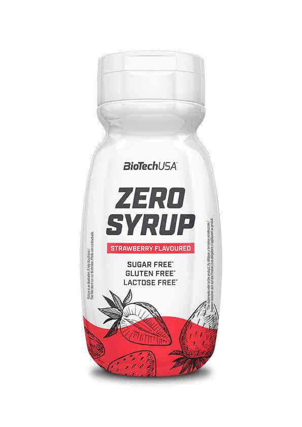BioTech USA Zero Syrup 320 ml.