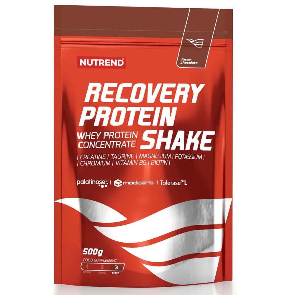 Nutrend Recovery Protein Shake 0,5 kg