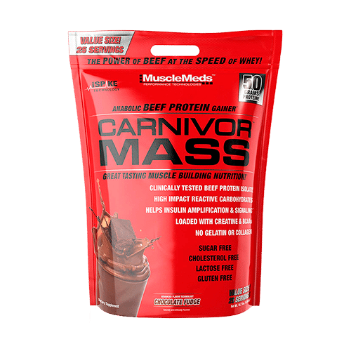 MuscleMeds Carnivor Mass 6,8 kg