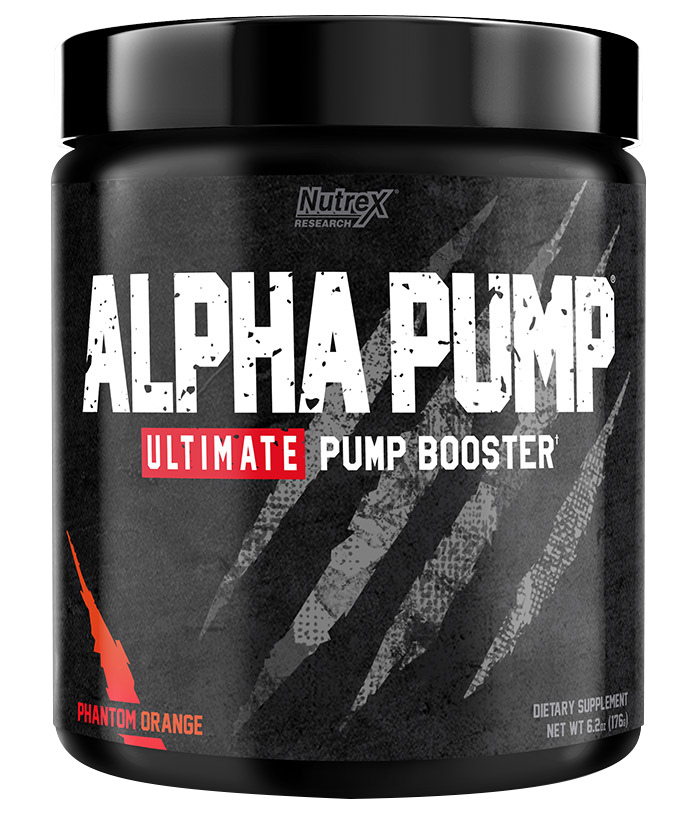 NutreX Research Alpha Pump 176 gr.
