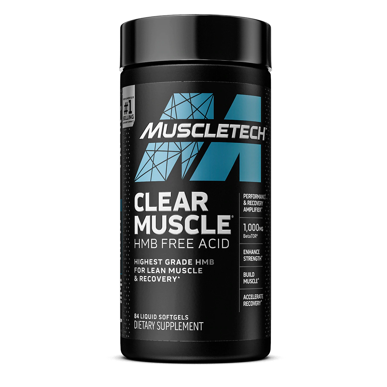 MuscleTech Clear Muscle 84 caps