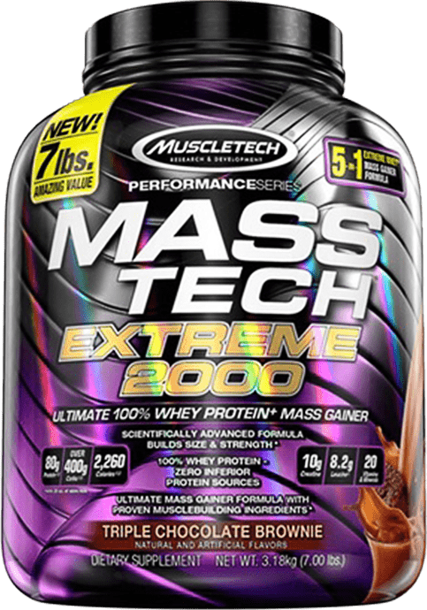 MuscleTech Mass Tech Extreme 2000 3,18 kg
