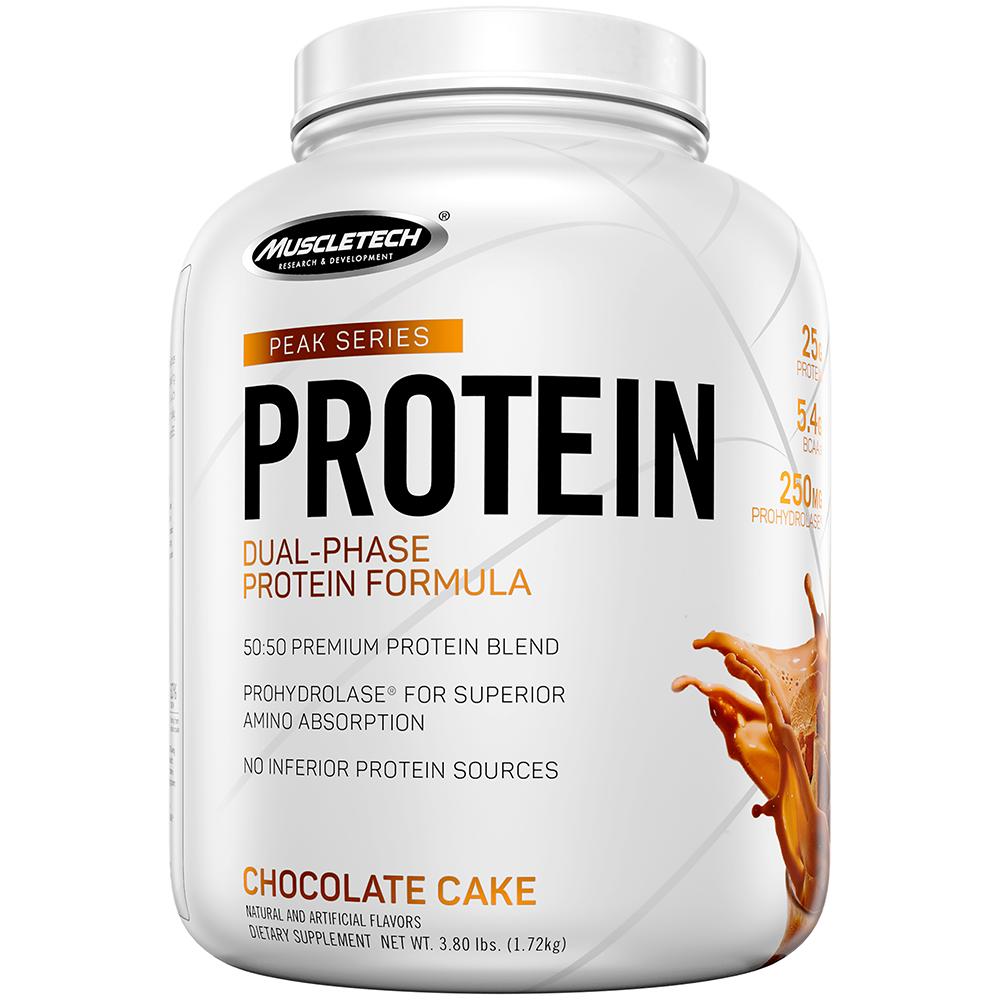 MuscleTech Peak Series Protein 1,76 kg