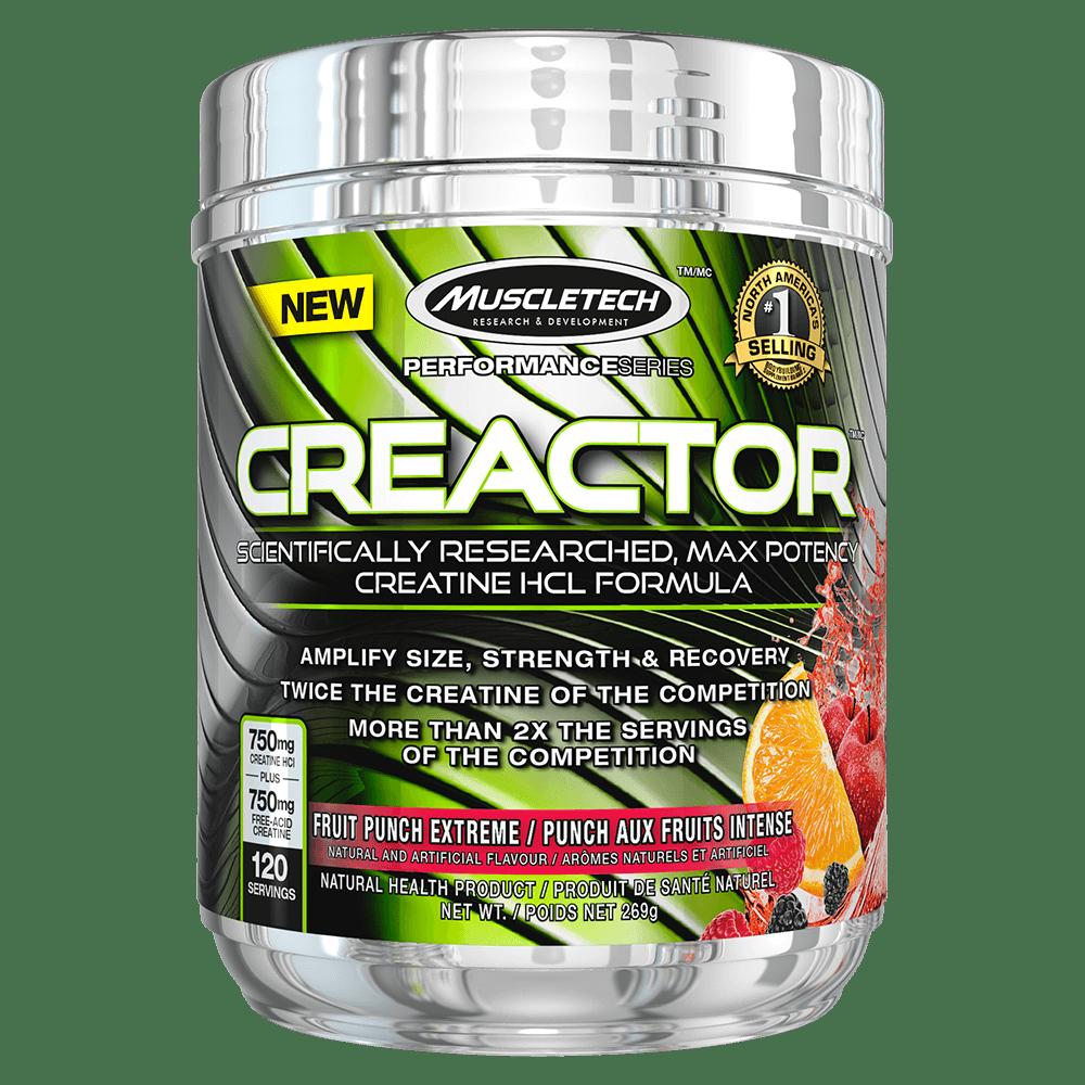 MuscleTech Creactor #