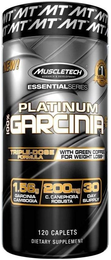 MuscleTech Platinum Garcinia 120 tab.