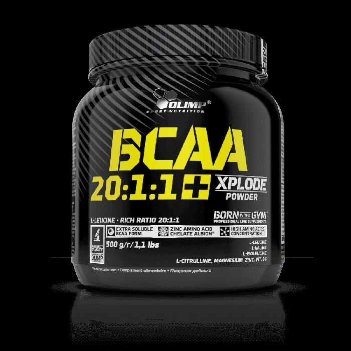 Olimp Sport Nutrition BCAA Xplode Powder 20:1:1 500 gr.