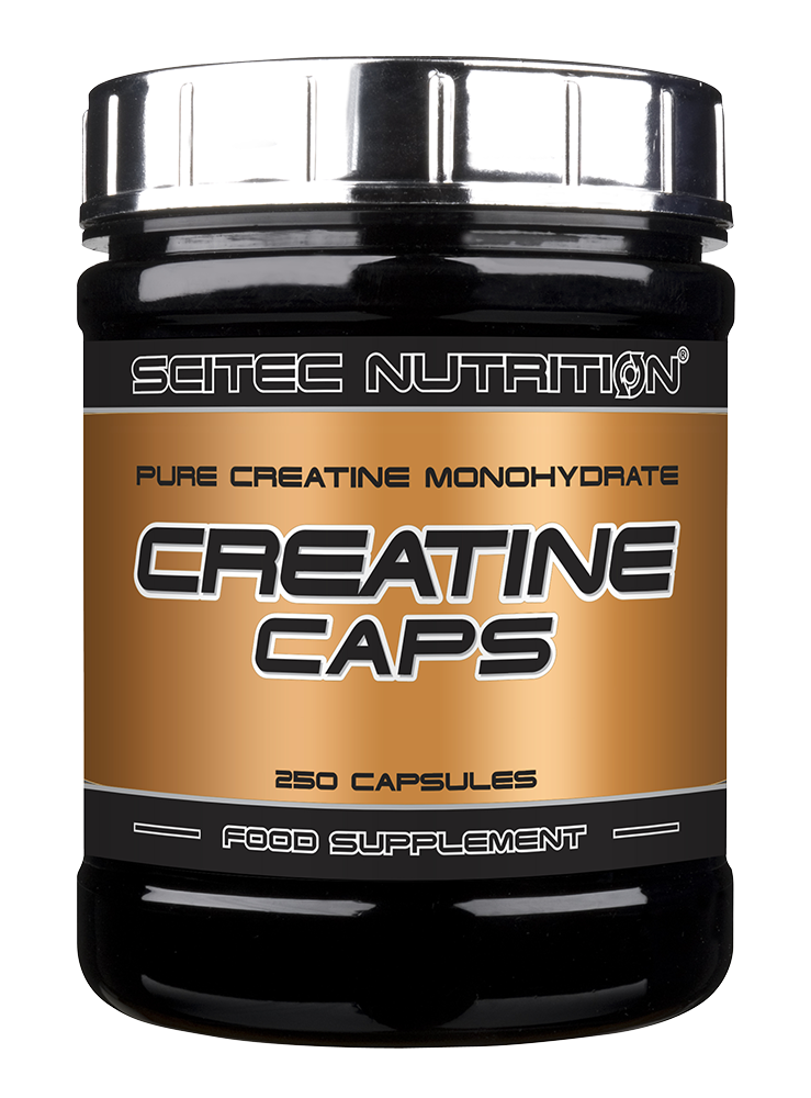 Scitec Nutrition Creatine Caps 250 caps