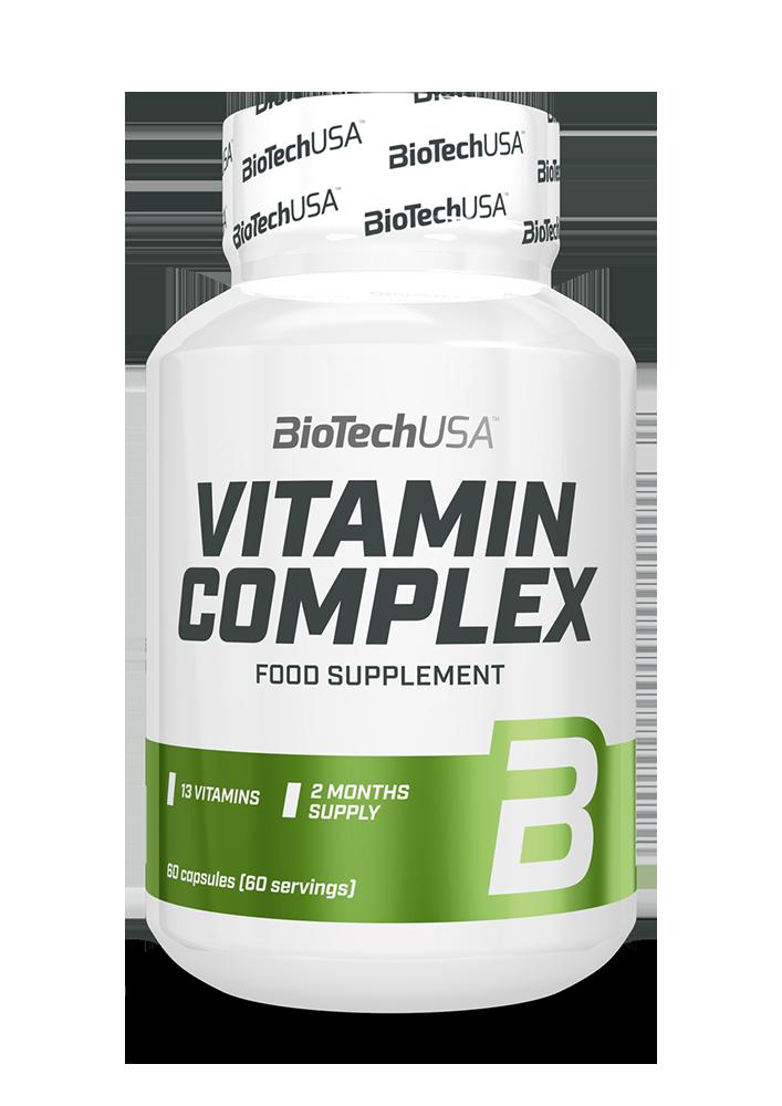 BioTech USA Vitamin Complex 60 caps