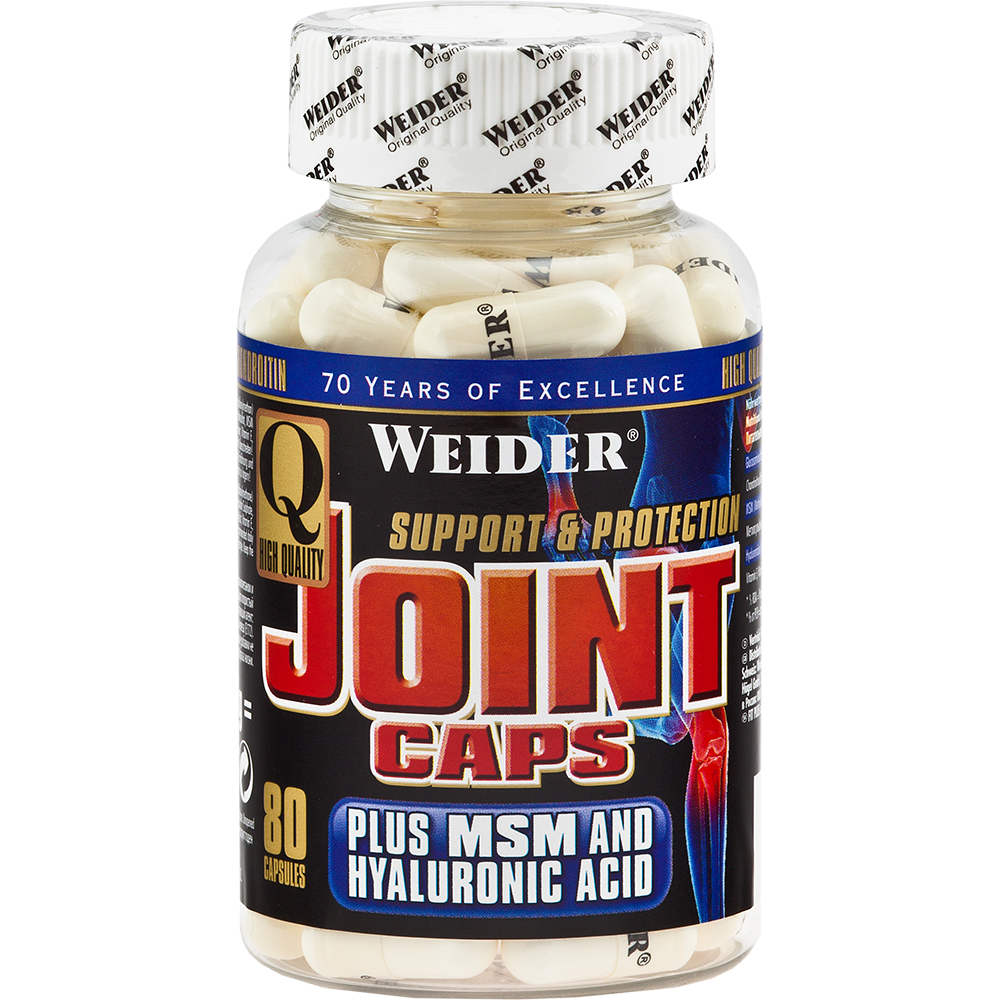 Weider Nutrition Joint Caps 80 caps