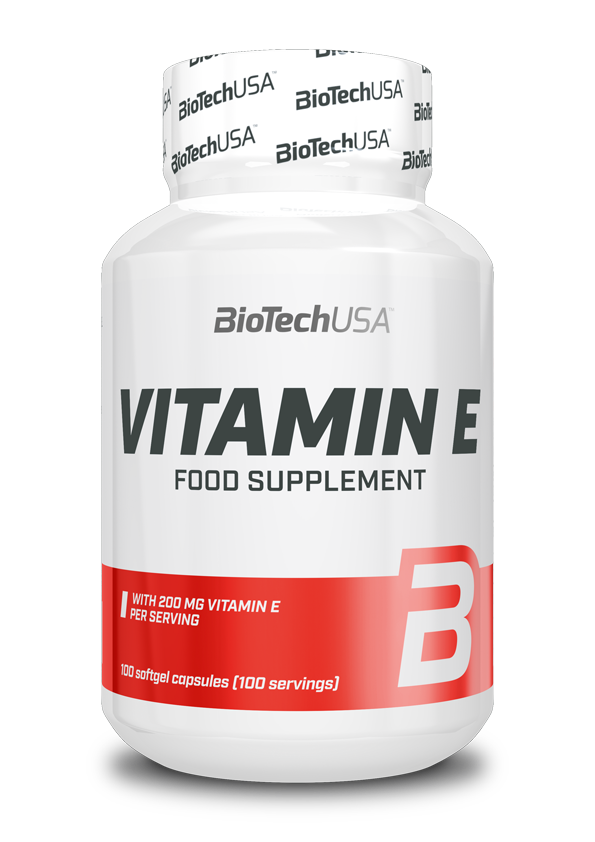 BioTech USA Vitamin E 100 g.c.