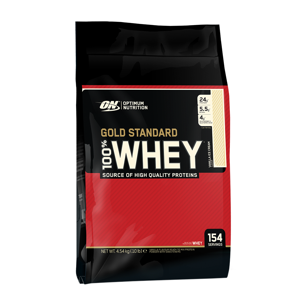 Optimum Nutrition 100% Whey Protein Gold Standard 4,5 kg