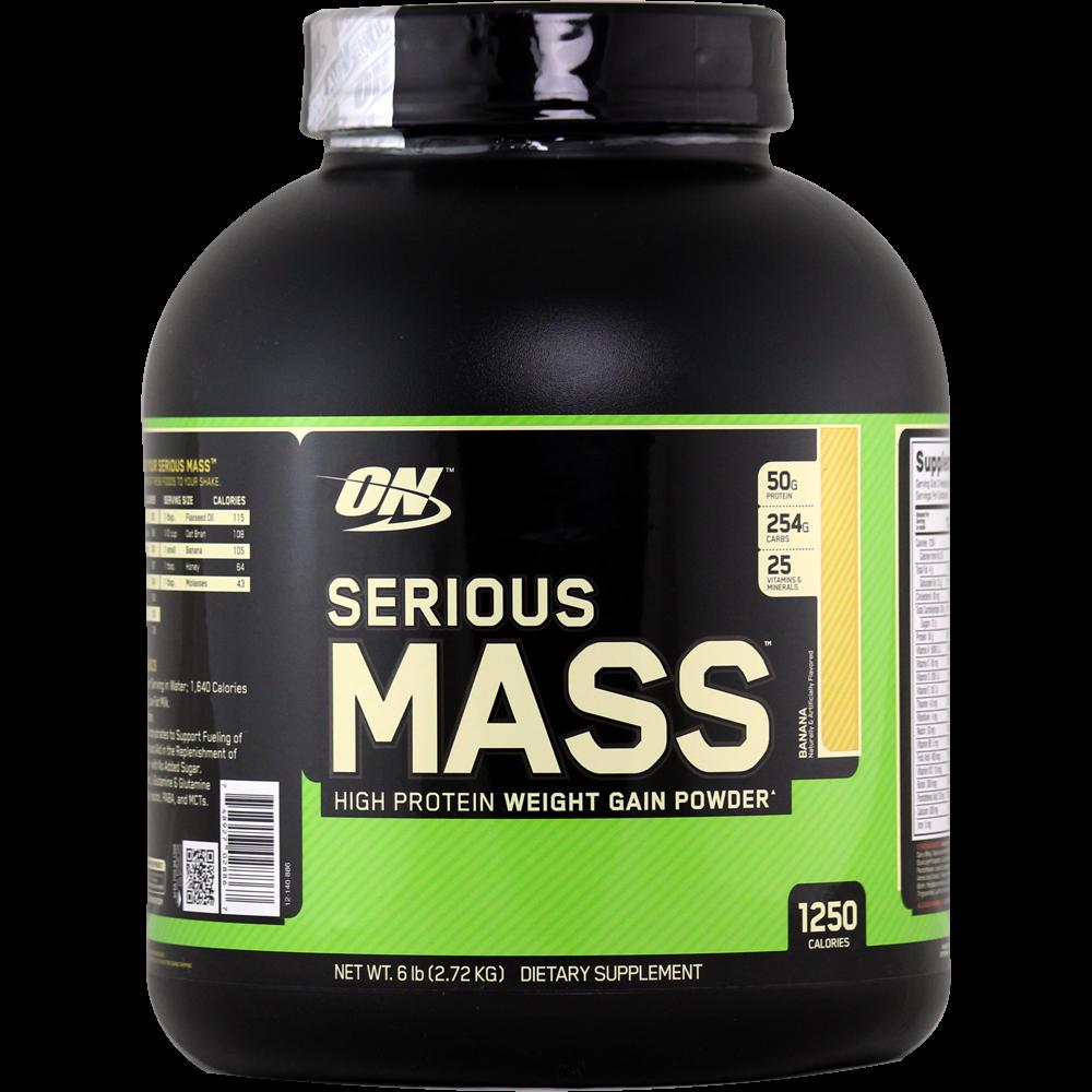 Optimum Nutrition Serious Mass 2,727 kg