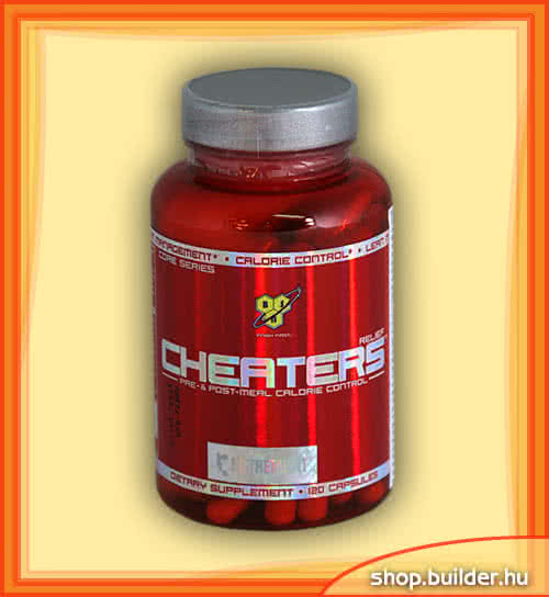 BSN Cheaters Relief 120 caps