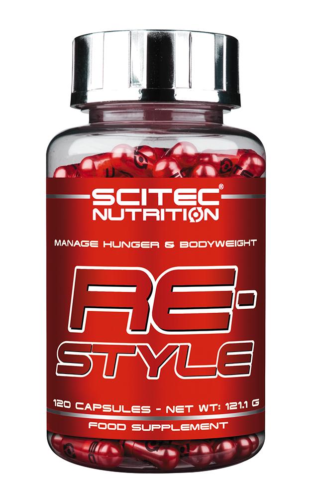 Scitec Nutrition Re-Style 120 caps