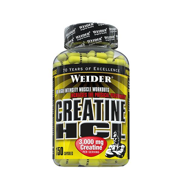 Weider Nutrition Creatine HCl 150 caps