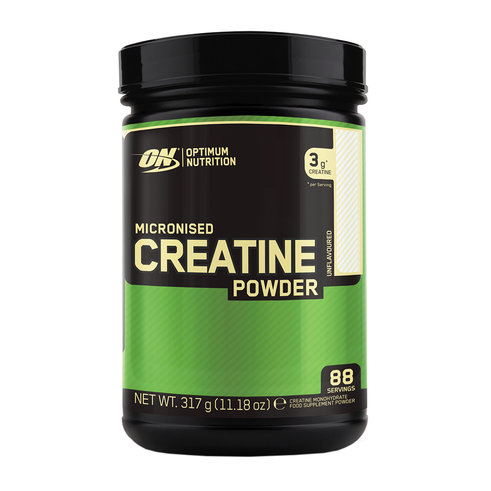 Optimum Nutrition Micronized Creatine Powder 317 gr.