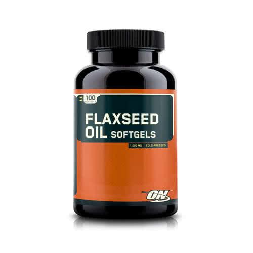 Optimum Nutrition Flaxseed Oil 100 g.c.
