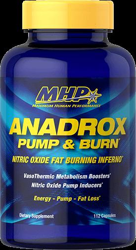 MHP Anadrox 112 caps