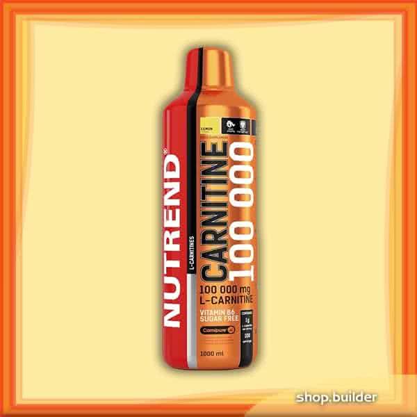 Nutrend Carnitine 100000 1 lit.