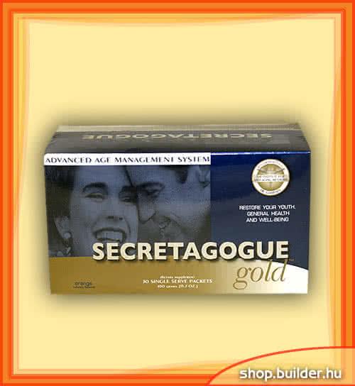 MHP Secretagogue Gold 30 package