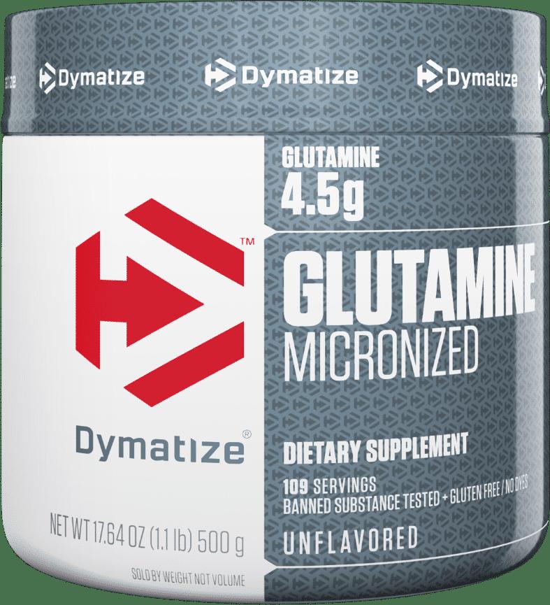 Dymatize Glutamine Micronized 500 gr.