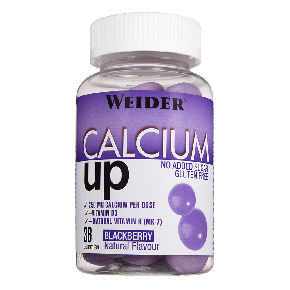 Weider Nutrition Calcium Up 36 chews