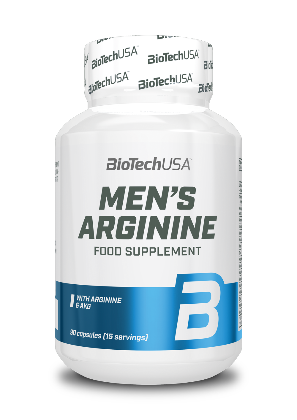 BioTech USA Mens Arginine 90 caps