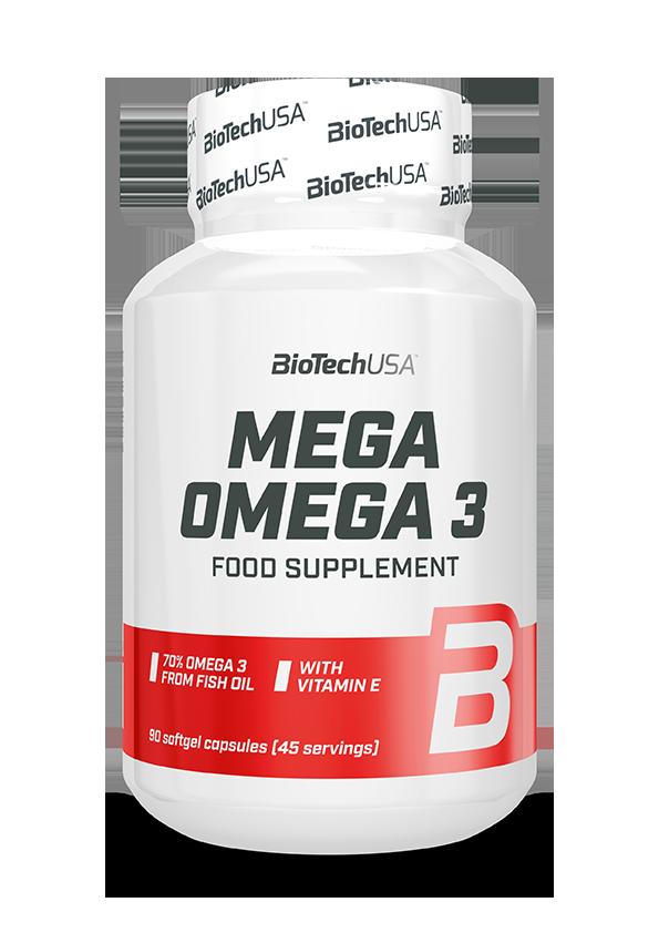 BioTech USA Omega 3 90 g.c.