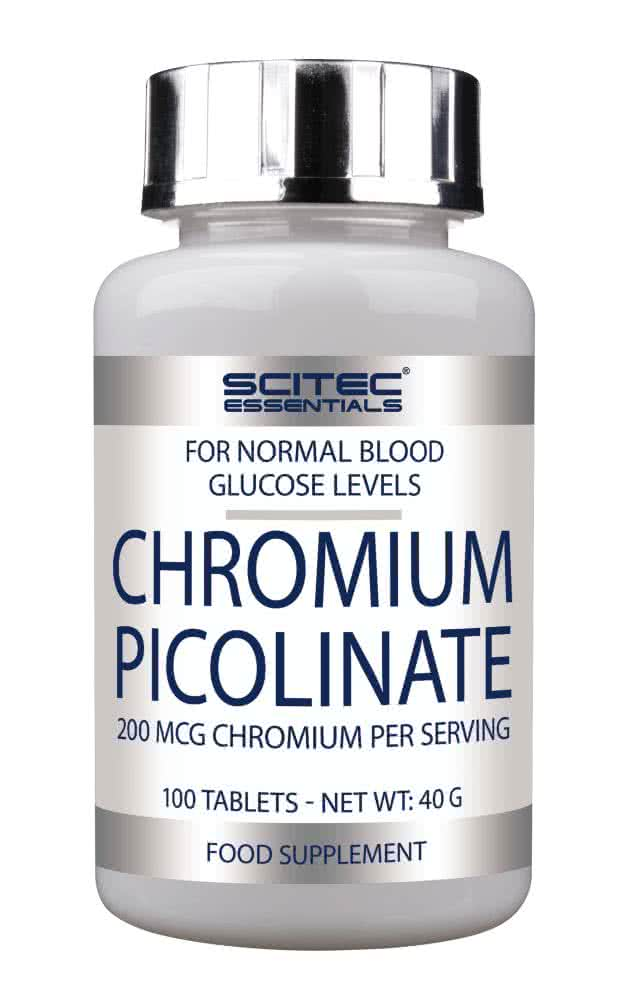 Scitec Nutrition Chromium Picolinate 100 tab.