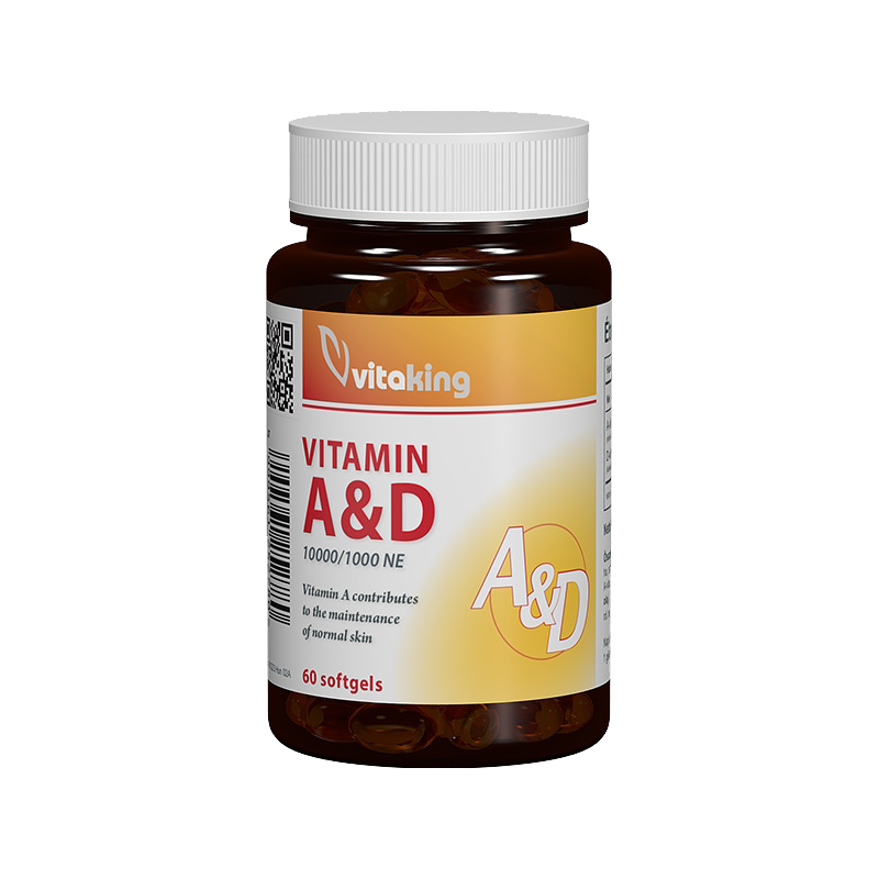 VitaKing Vitamin A&D 60 g.c.