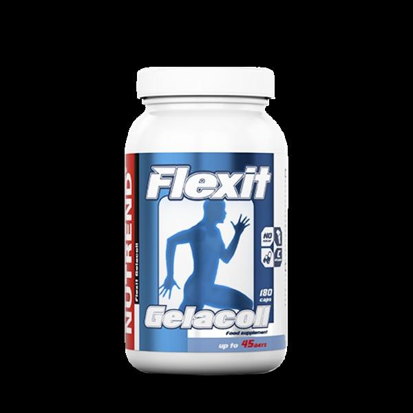 Nutrend Flexit Gelacoll Caps 180 caps