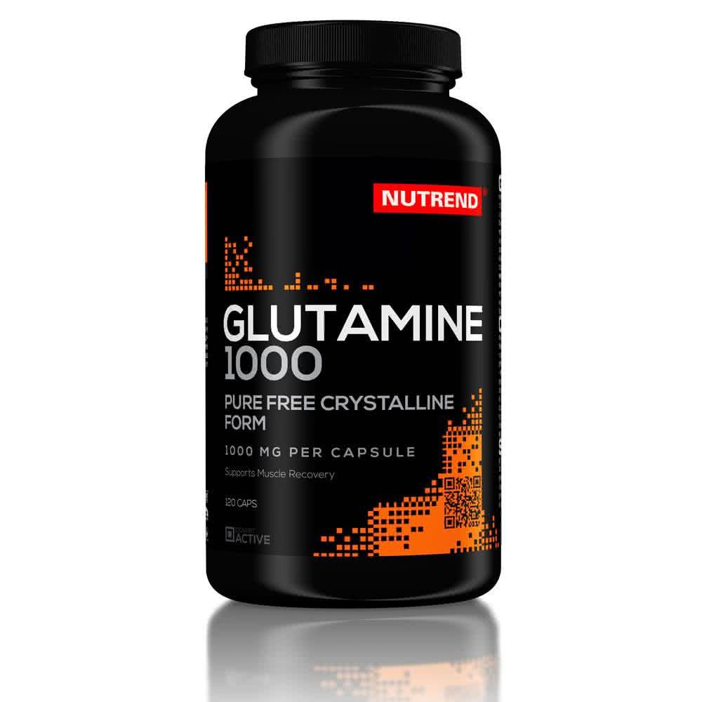 Nutrend Glutamine 1000 120 tab.