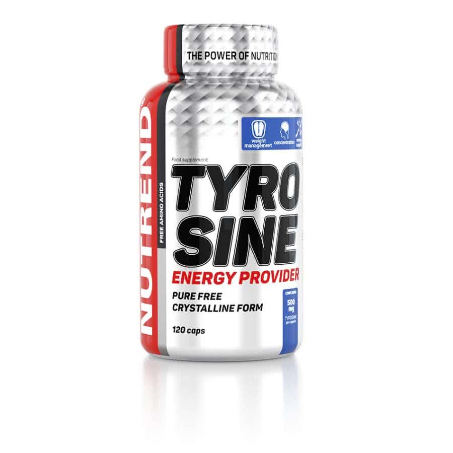 Nutrend Tyrosine 120 caps