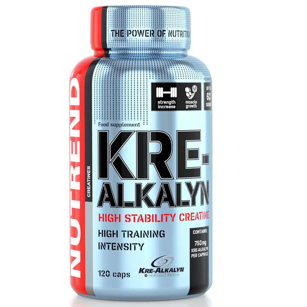 Nutrend Kre-Alkalyn® 1500 120 caps