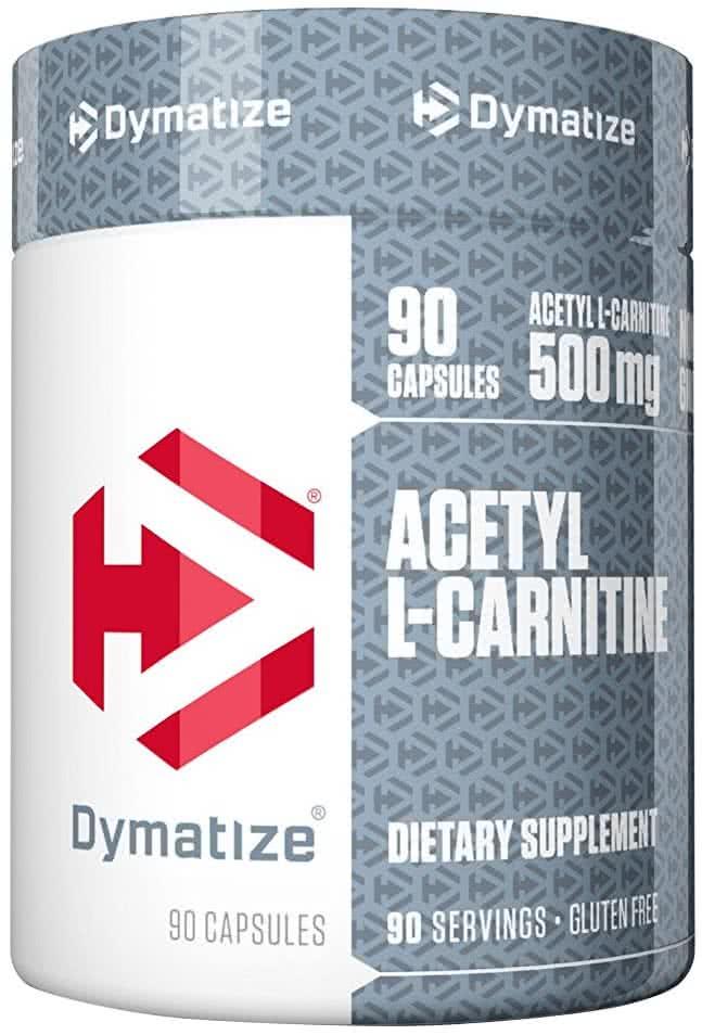 Dymatize Acetyl L-Carnitine 90 caps