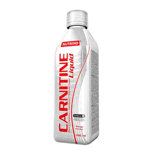 Nutrend Carnitine Liquid 0,5 lit.