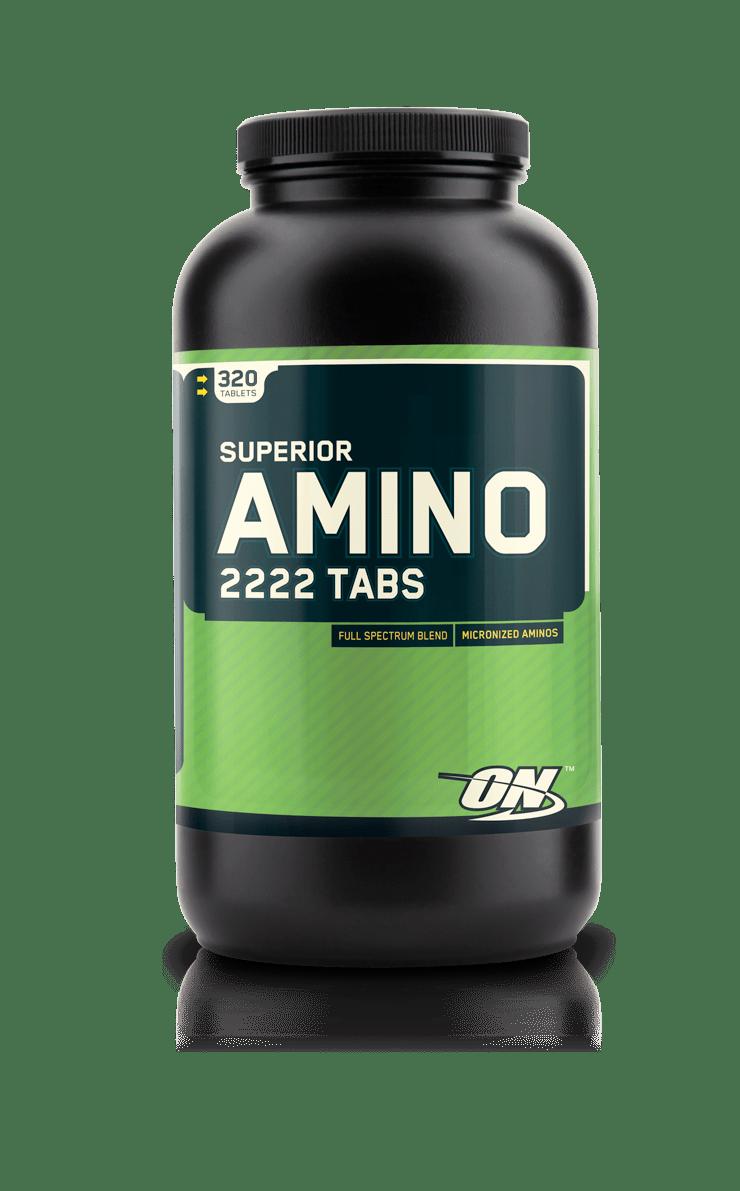 Optimum Nutrition Amino 2222 Caps 160 caps