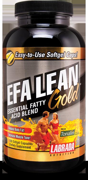 Labrada Nutrition EFA Lean Gold 180 g.c.