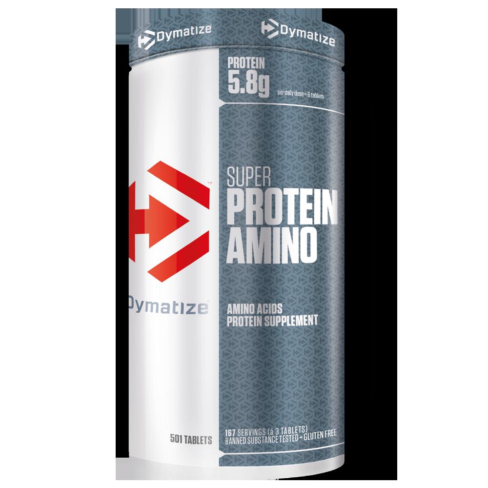 Dymatize Super Protein Amino 501 tab.