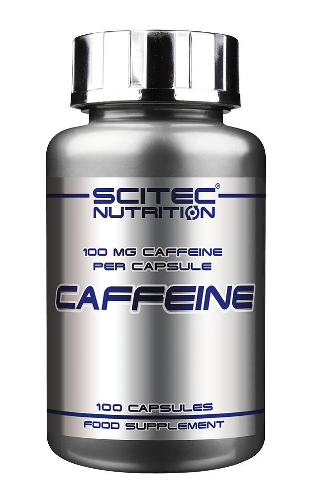 Scitec Nutrition Caffeine 100 caps
