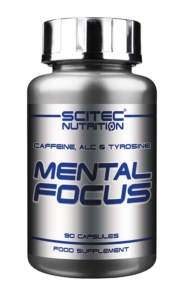 Scitec Nutrition Mental Focus 90 caps