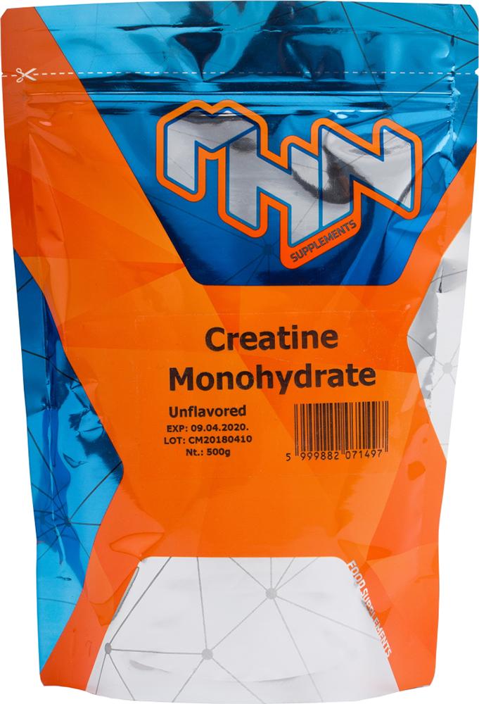 MHN Sport Creatine Monohydrate 500 gr.
