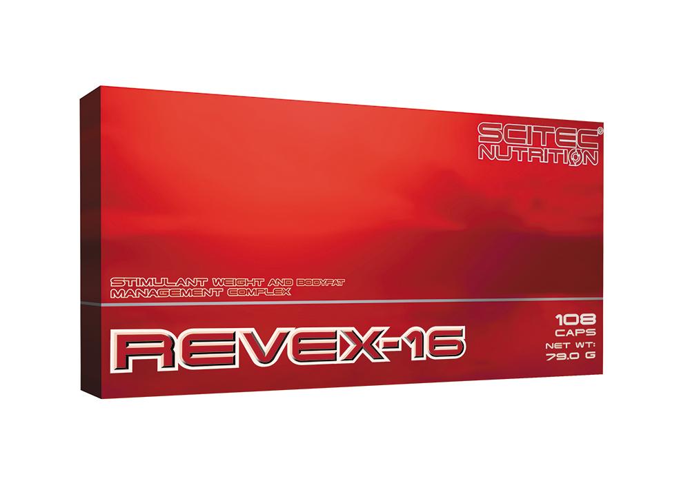 Scitec Nutrition Revex-16 108 caps