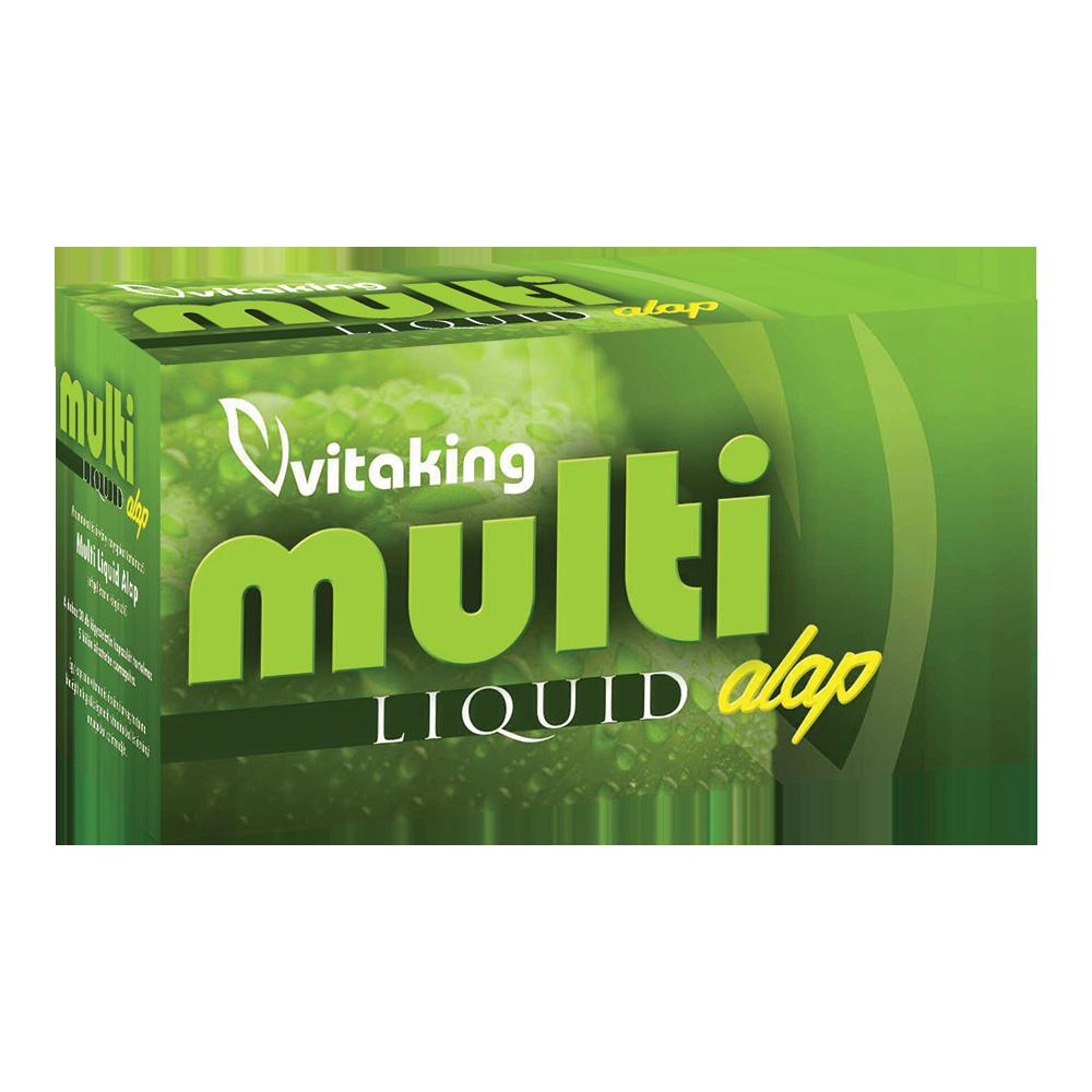 VitaKing Multi Liquid Basic 30 g.c.