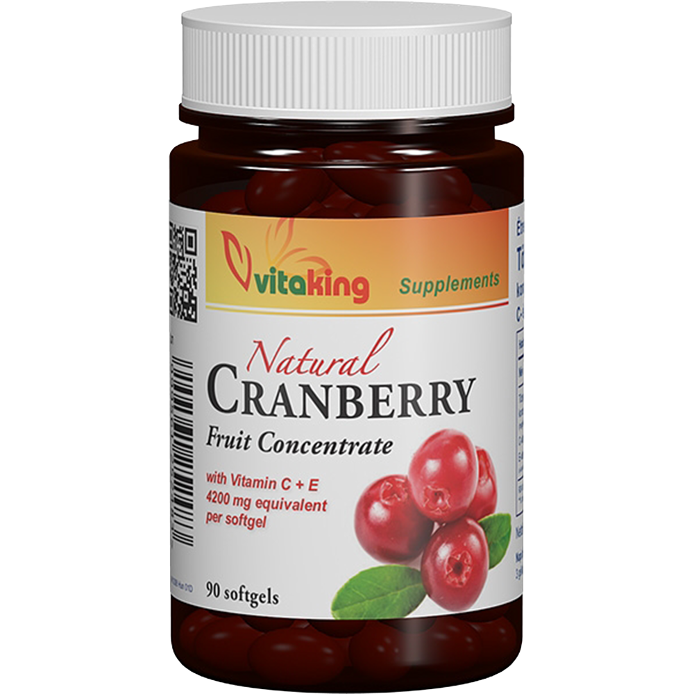 VitaKing Cranberry Concentrate 90 g.c.