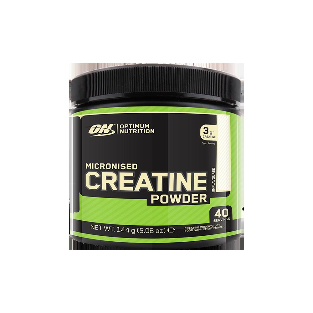 Optimum Nutrition Micronized Creatine Powder 144 gr.