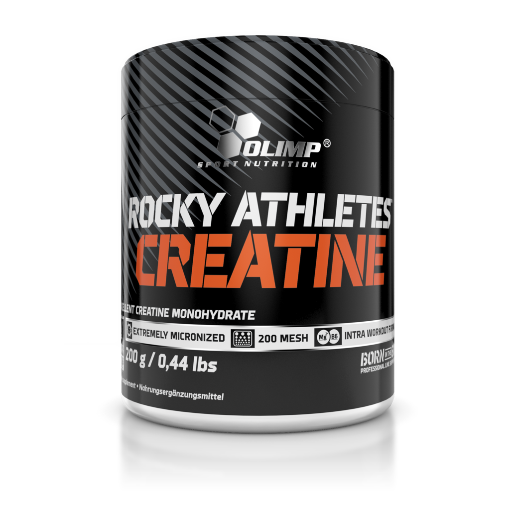 Olimp Sport Nutrition Rocky Athletes Creatine 200 gr.